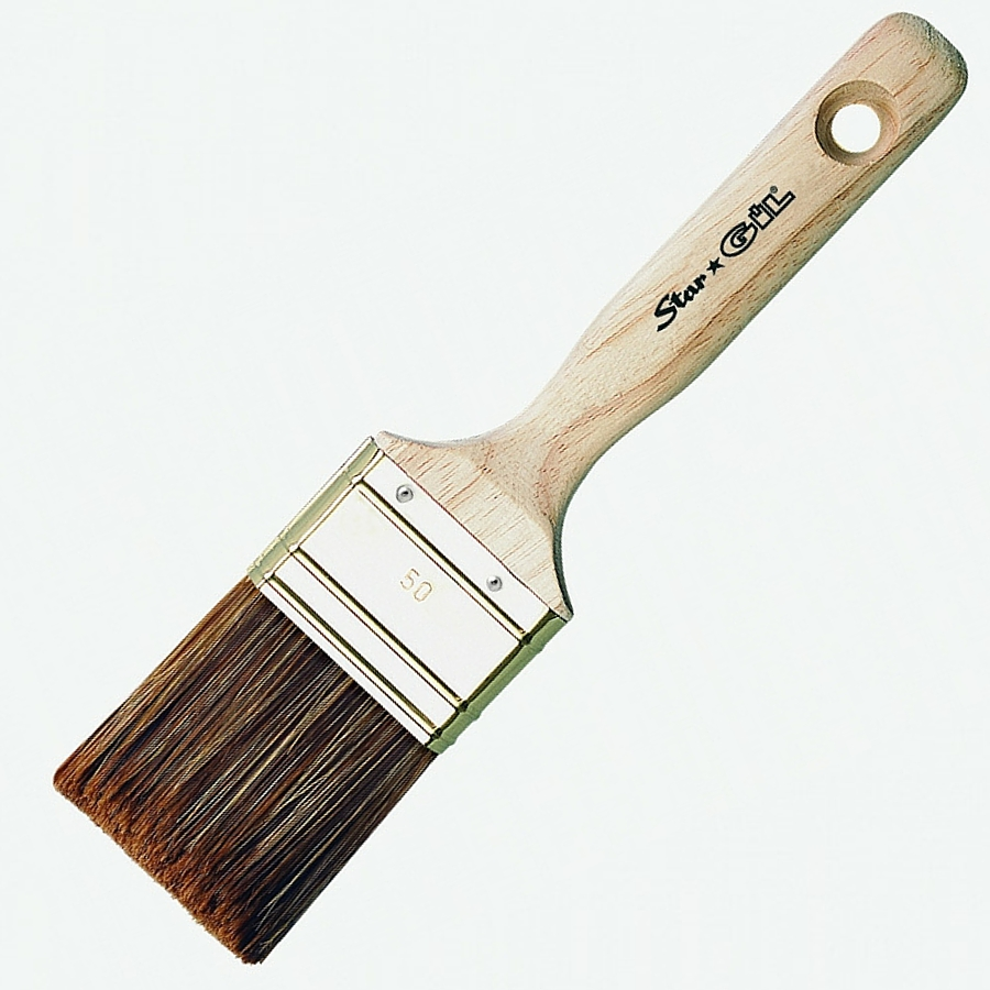 Stargil Polymix Flat Paint Brush