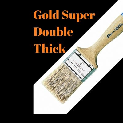 Gold Super - Double Thick - Water Based