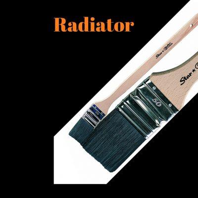 Radiator-Solvent based