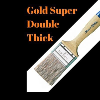 Gold Super Double Thick-Water based
