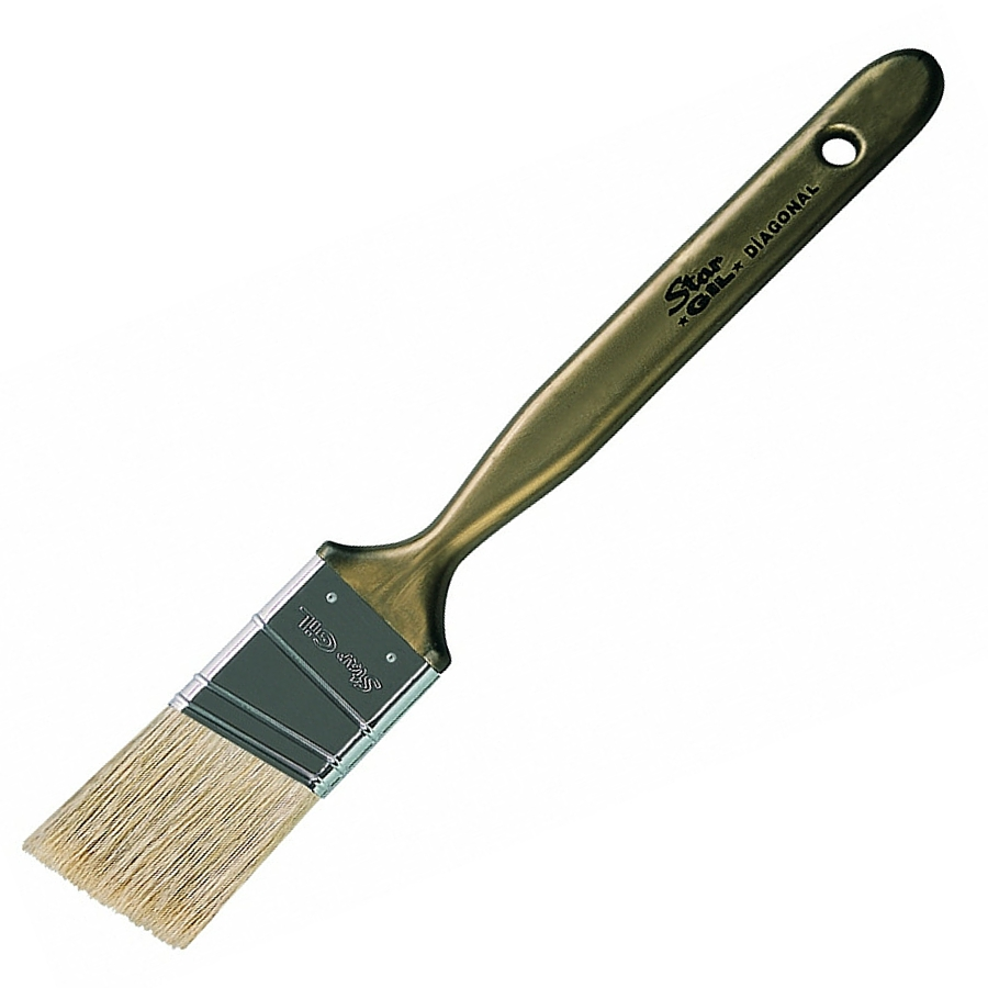 Stargil Diagonal Paint Brush