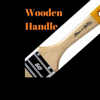 Wooden Handle-Water based