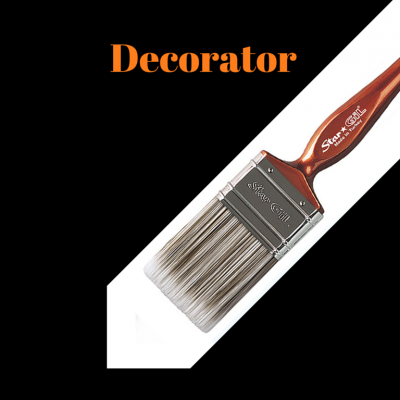 Decorator-Water based