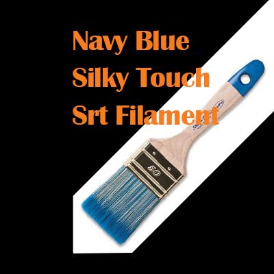 Navy Blue Color Silky Touch Srt Filament